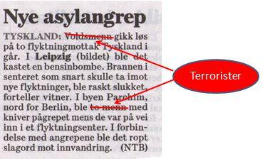 Terroranslag mot asylsøkere 2